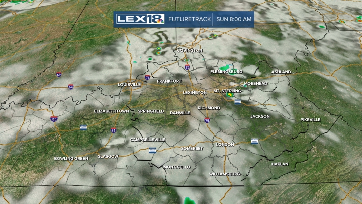Lexington, Kentucky Weather | LEX18 | WLEX-TV | Lex18 com