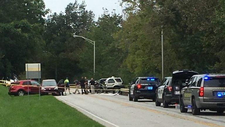UPDATE: 1 Killed, 2 Injured In 3-Vehicle Crash In Georgetown
