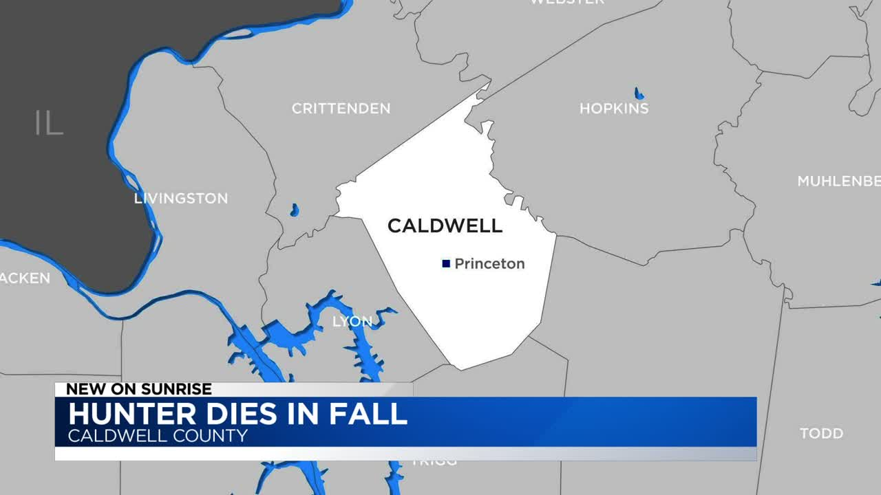 Hunter Dies When Tree Stand Collapses In Caldwell Co