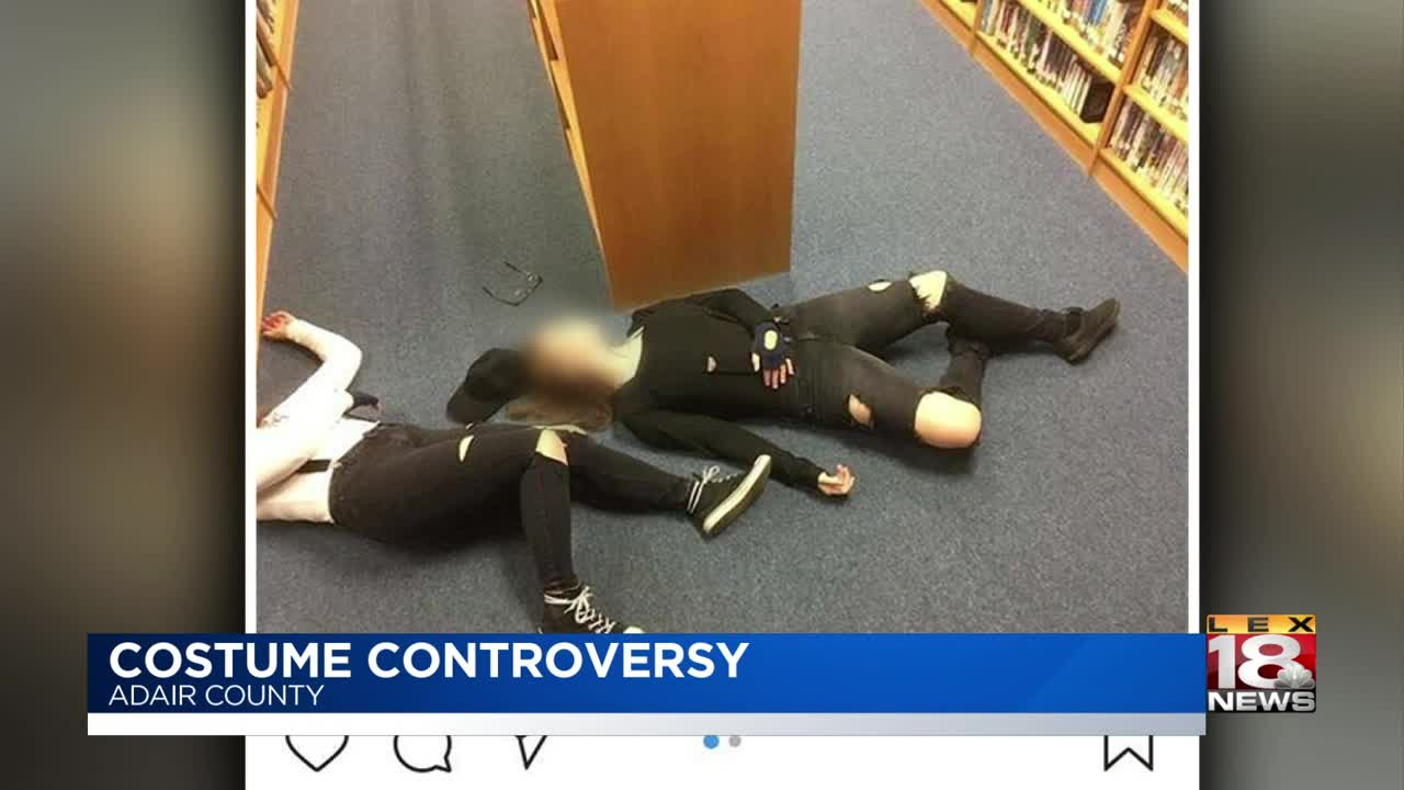 Adair County Halloween 2020 Adair Co. Students Suspended After Dressing As Columbine Shooters