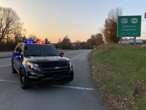 UPDATE: Name Released Of Man Killed In US 421 Crash