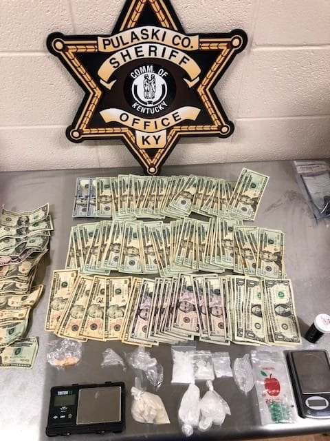 Pulaski Co  Traffic Stop Leads To Drug Trafficking Charges For 3