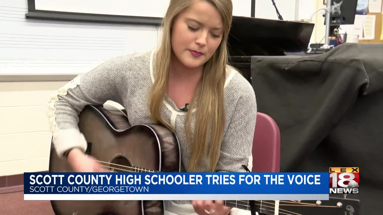 Scott Co  High Schooler Wins Instagram Voice Competition