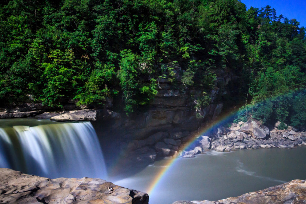 Have You Ever Seen A Moonbow?