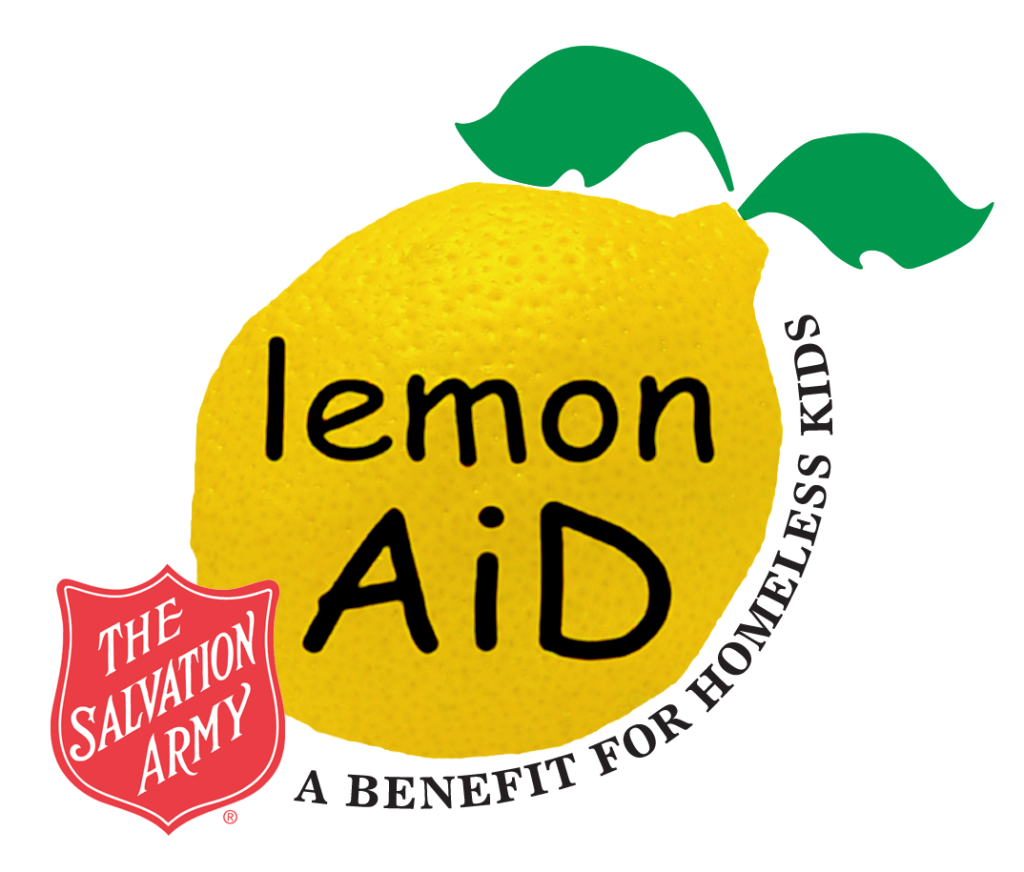 LemonAiD Days - giving help and hope to homeless children.