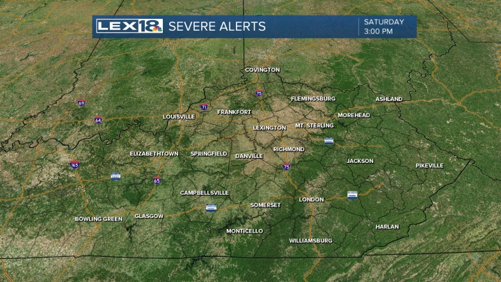 Severe Weather - Watches & Warnings
